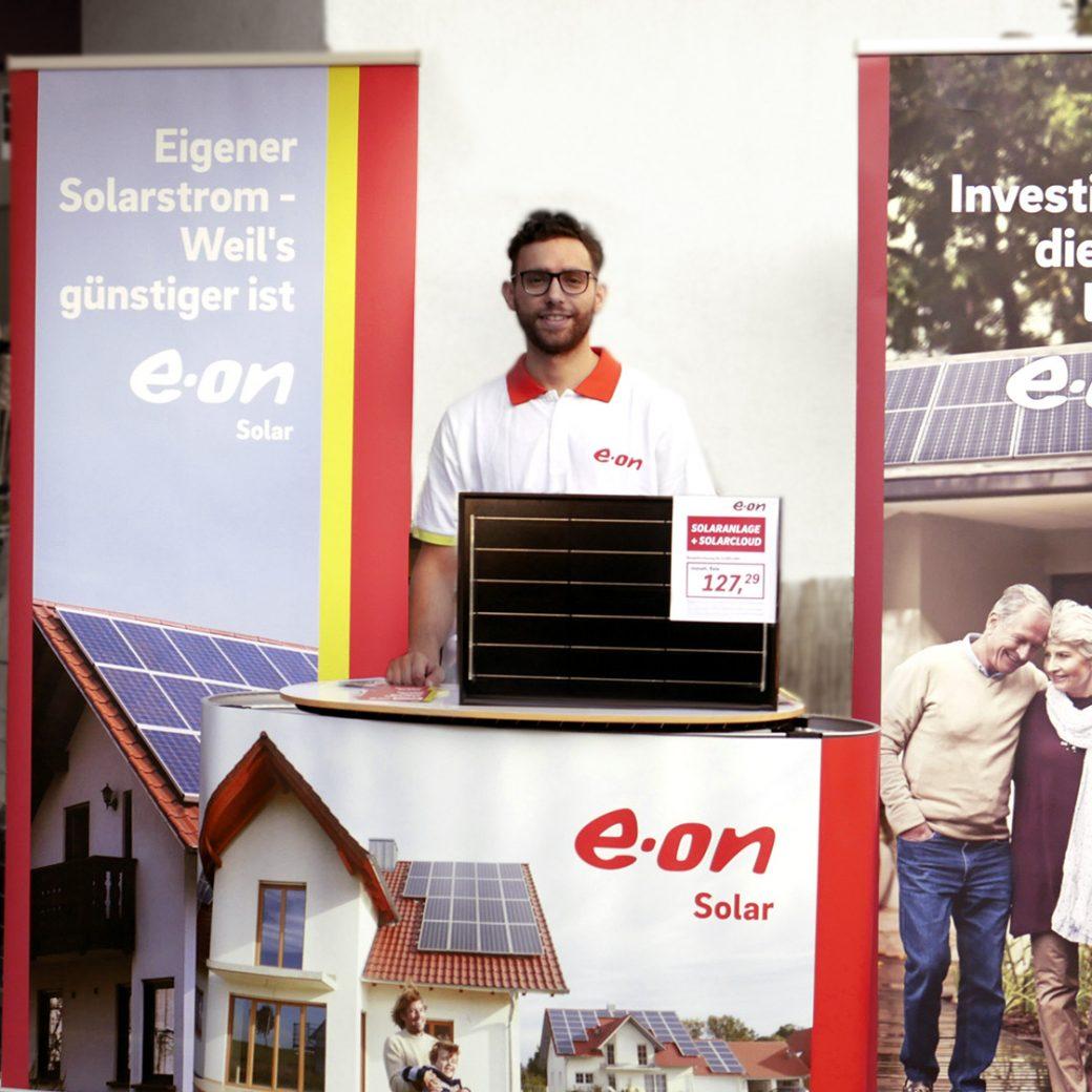 e.on Solaranlagen