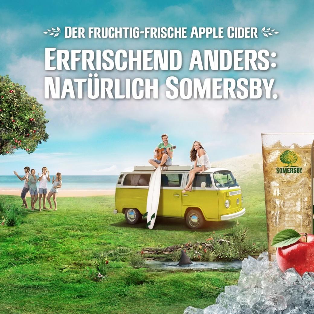 Stein-Verkaufsfoerderung-Somersby-Launch