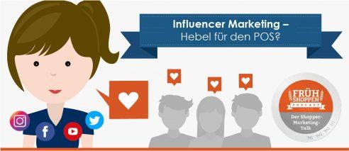 Infografik Influencer Marketing