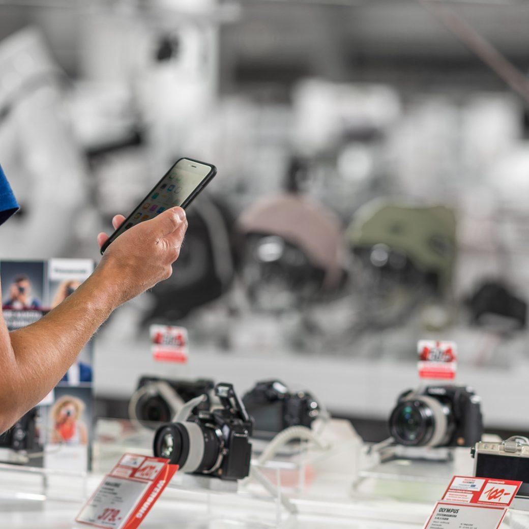 Shopper Studie Consumer Electronics