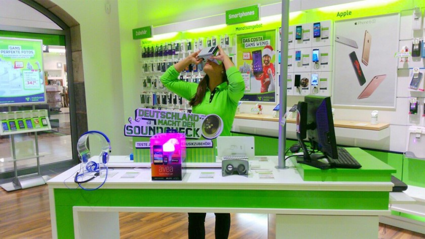 Mobilcom-debitel Weihnachts Promotion