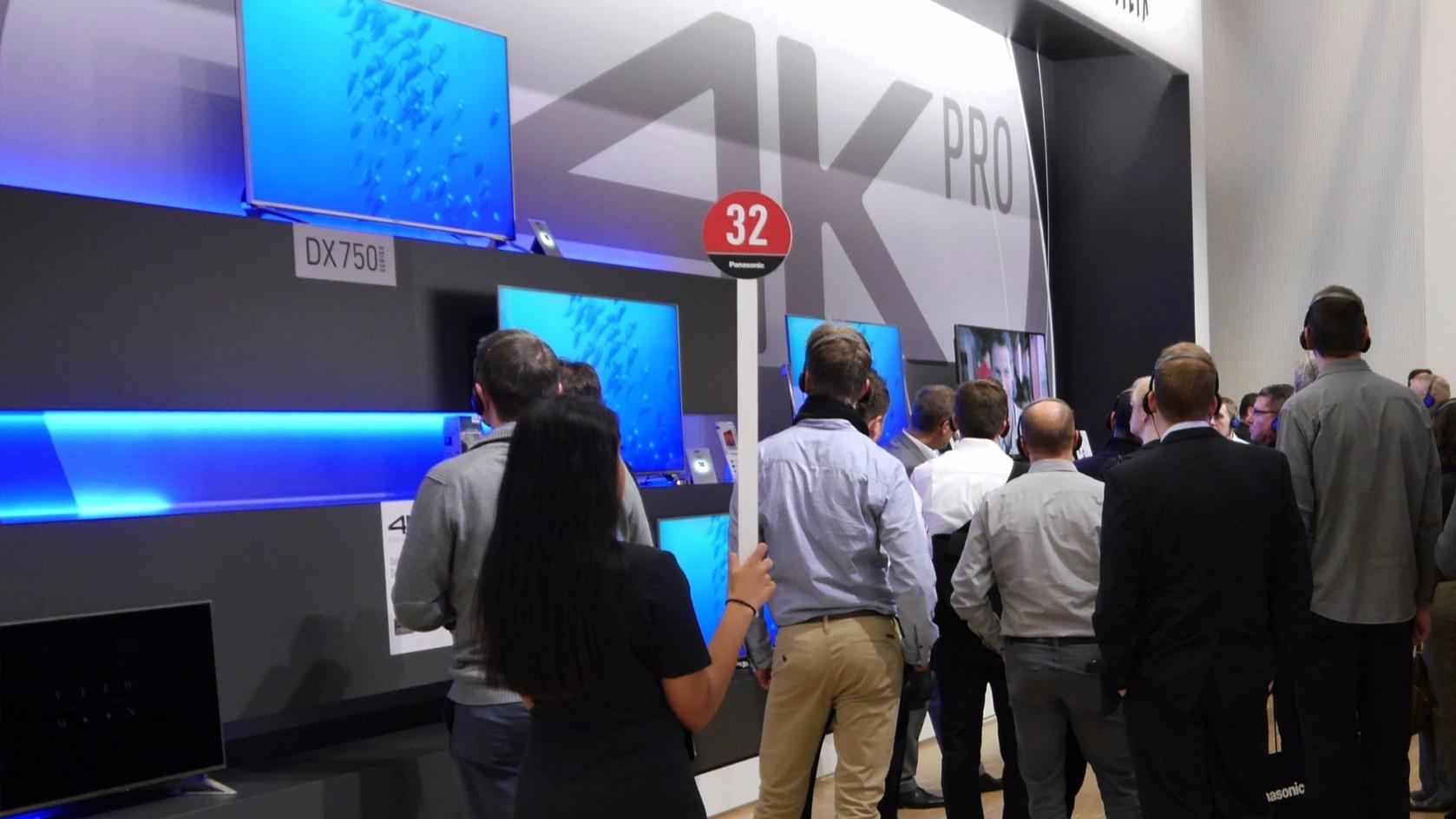 Stein betreut auch 2016 die Panasonic Convention