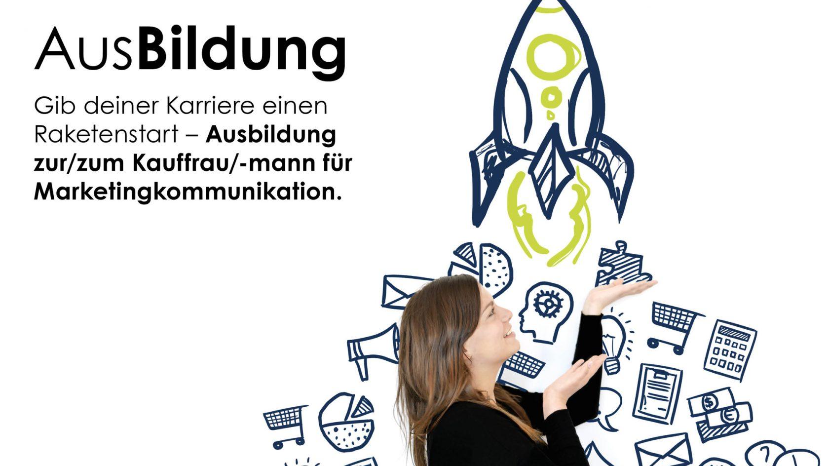 Ausbildung bei STEIN - Marketingkommunikation