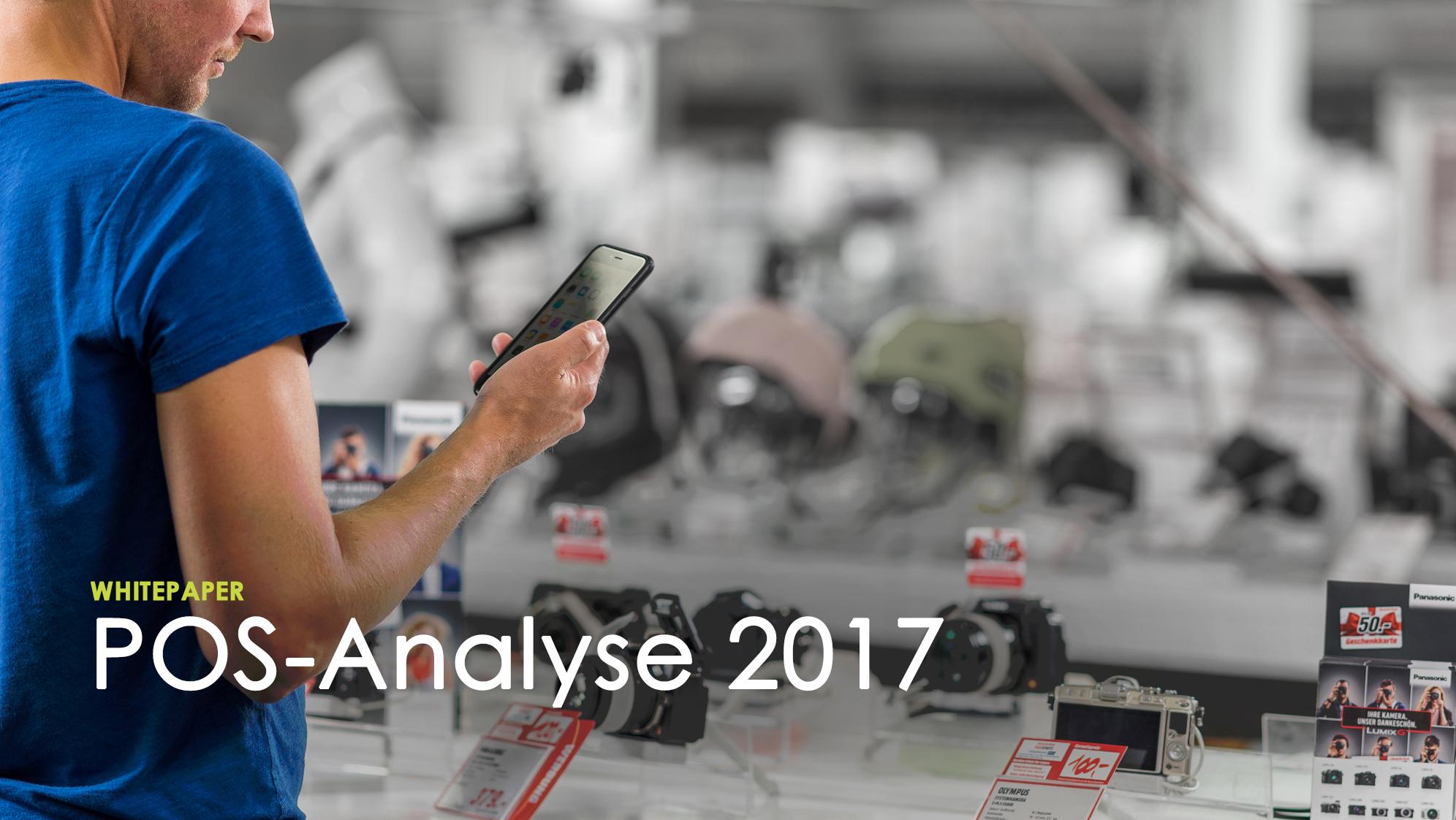 Stein POS-Studie 2017 Consumer Electronics